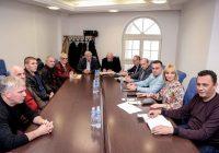 Средба на владини претставници со откупувачите на јагнешко месо