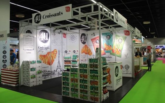 Македонски кроасани – хит на најголемиот саем за слатки во Германија