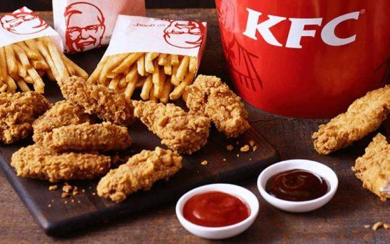 KFC затвора ресторани поради недостаток на пилешко