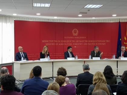 Photo of Николовски: Во спроведувањето на идните политики, важна е поддршката од Европската унија и од донаторската заедница
