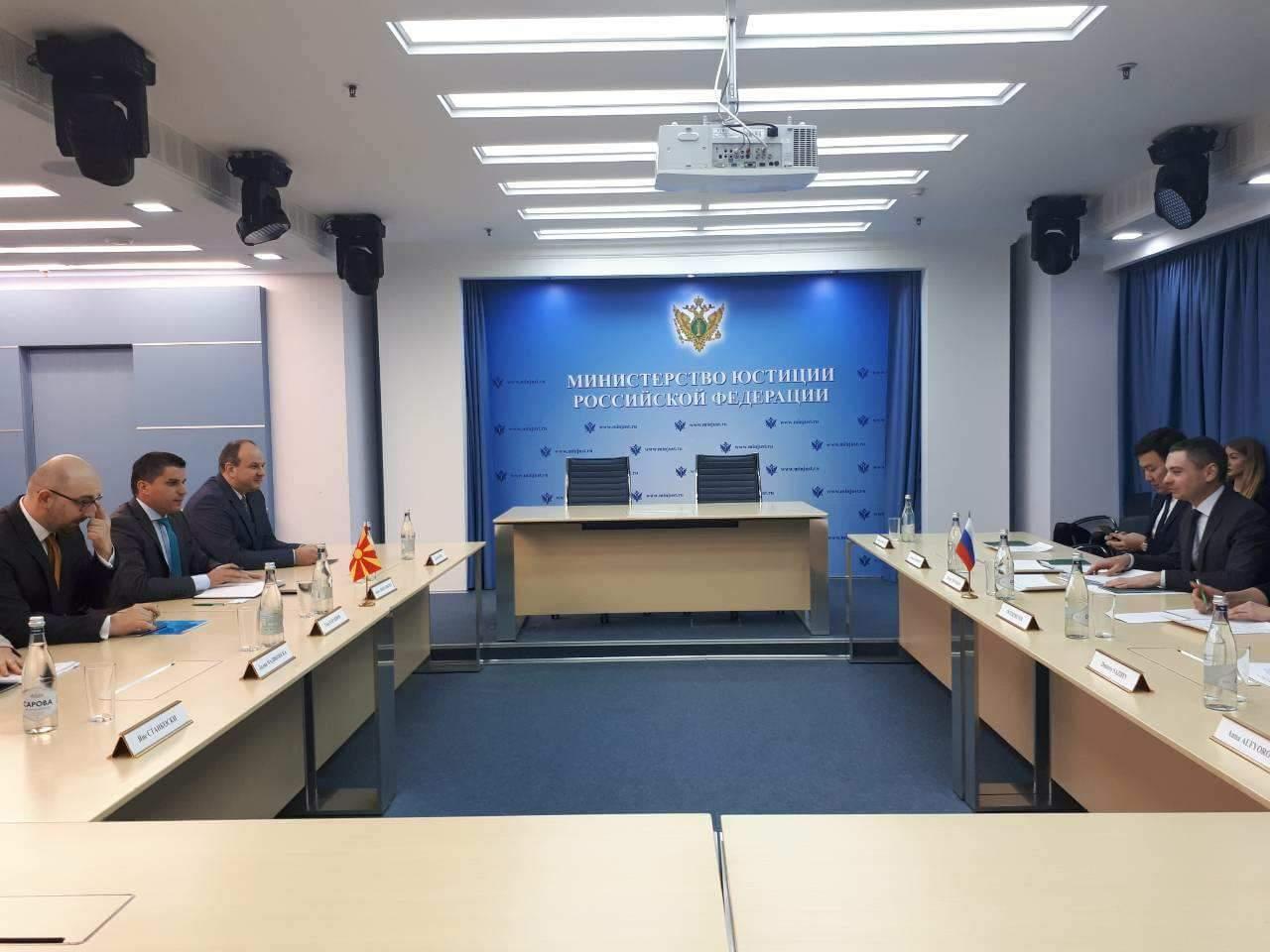 Photo of Се обновува соработката со Русија