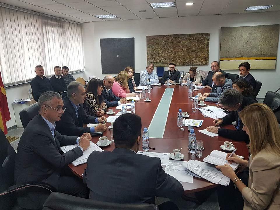 Photo of Состанок за тековните проекти од ИПА во земјоделството