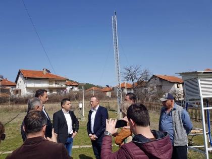 Photo of По 70 години реновирана метеоролошката станица во Крива Паланка