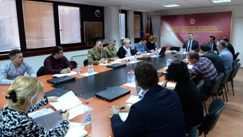 Photo of Управувачкиот комитет за координација и управување во системот за управување со кризи, синоќа ја одржа својата 6-та седница.