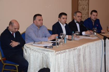 Николовски:Отворање на нови откупни центри и сигурен пласман за земјоделските производи, се дел од приоритетите на МЗШВ