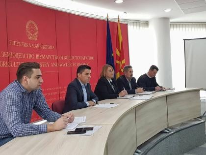 Photo of Николовски: Со колективниот договор повисоки плати, МЗШВ работи на зајакнување на Шумската полиција