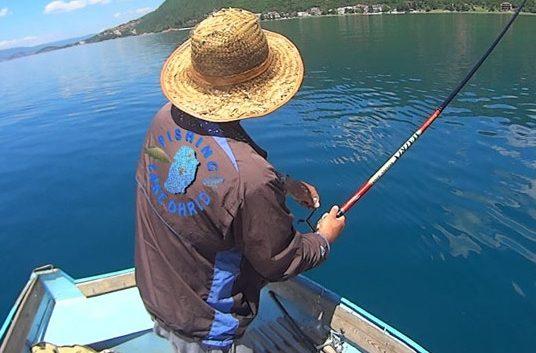 Рекреативниот риболов привлечна содржина во туристичката понуда на Охрид