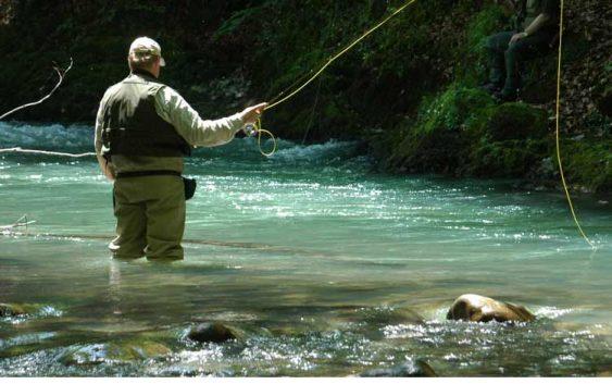 Концесија за рекреативен риболов
