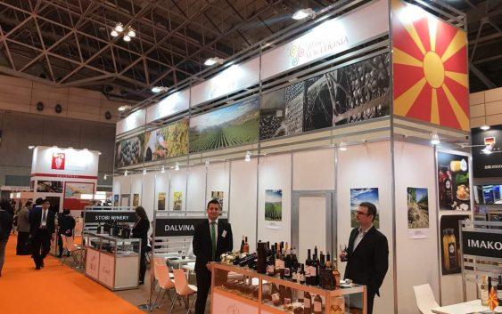 """Македонски земјоделско-прехранбени производи за прв пат промовирани на саемот """"FOODEX"""", во Токио, Јапонија"""