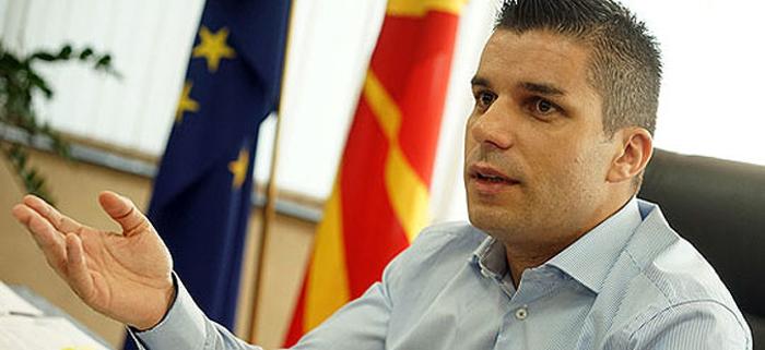 Photo of Министерот Николовски на средба со винарите