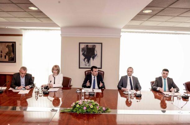 Photo of Премиерот Заев на конститутивната седница на Комитетот за земјоделство: Земјоделците, сточарите и агробизнисмените најдобро знаат што треба Владата да овозможи за развој на аграрот