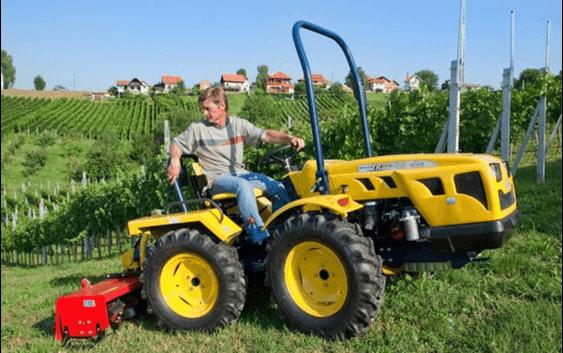 Се зголемува продажбата на трактори во Европа, Хрватска води