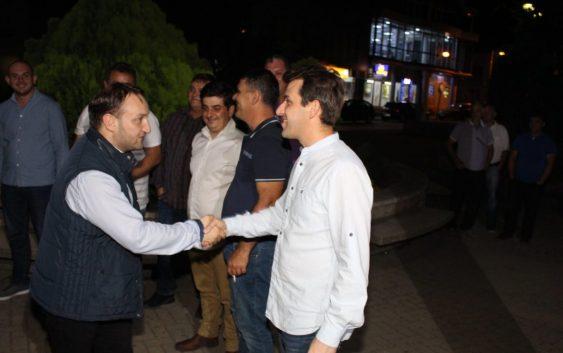Кирацовски во посета на Кавадарци, Неготино и Росоман: Растотот во земјоделството ја  потврдува успешноста на мерките