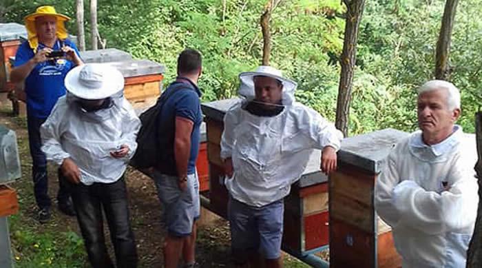 Photo of Пчелари од Малта во посета на дебарскиот регион