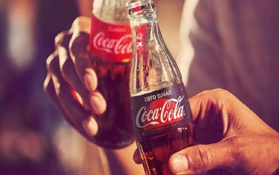 """Diet Coke и Zero Sugar ги """"засладија"""" резултатите на Coca-Cola"""