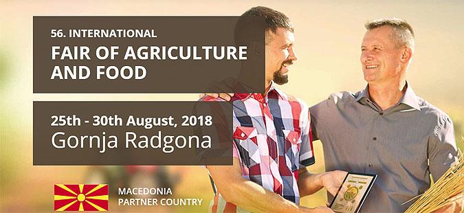 """Photo of Македонија земја-партнер на """"АГРА"""" 2018"""