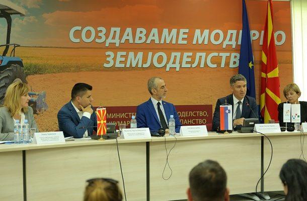 """Photo of За прв пат Македонија годинaва ќе биде земја партнер на Република Словенија на меѓународен саем за храна и земјоделство """"АГРА 2018"""""""