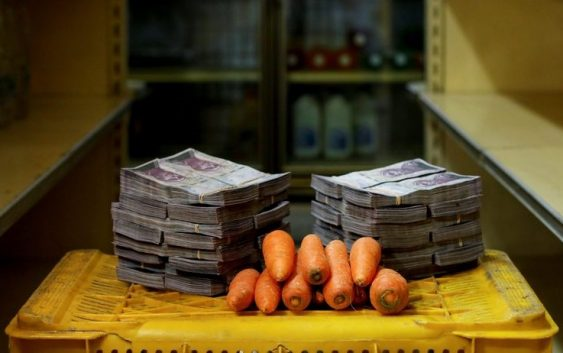 За килограм моркови , два килограми пари – мега инфлација во Венецуела