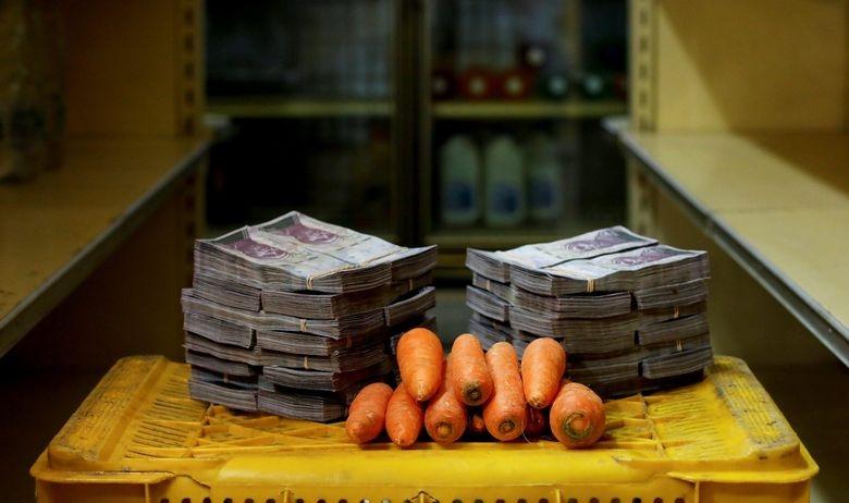 Photo of За килограм моркови , два килограми пари – мега инфлација во Венецуела