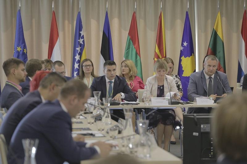Photo of Свечено отворен саемот АГРА 2018 во Словенија