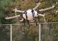 Во Бугарија промовиран дрон кој прска земјоделски површини