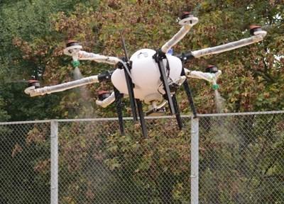 Photo of Во Бугарија промовиран дрон кој прска земјоделски површини