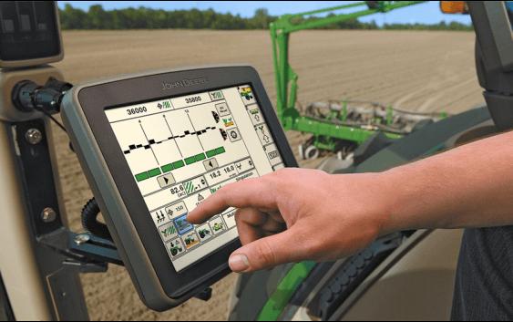 John Deere има најголем избор на решенија за управување во земјоделството