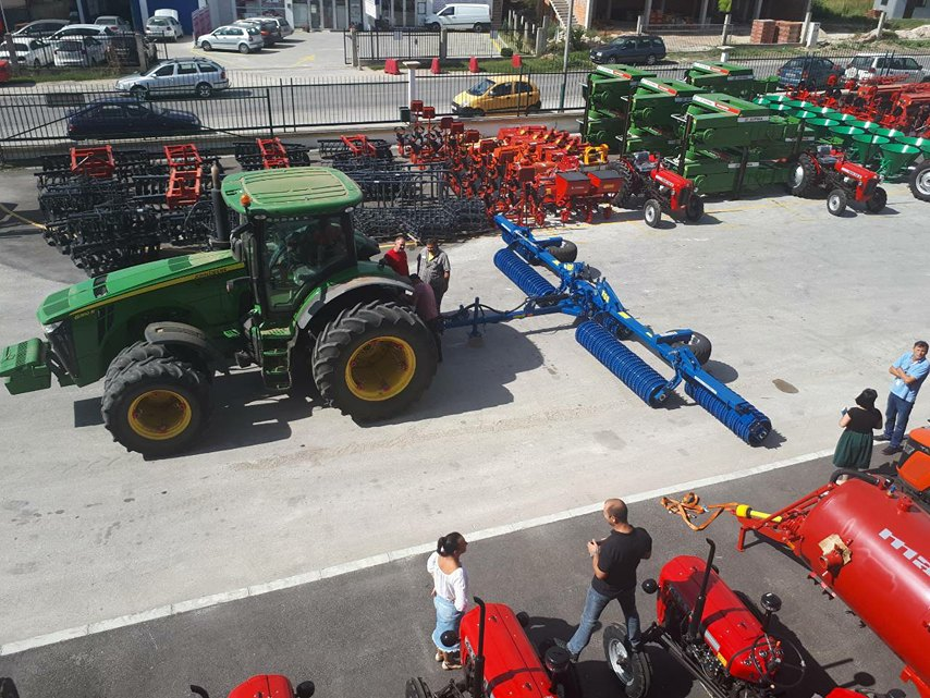 Photo of Добра механизација за успешно земјоделие