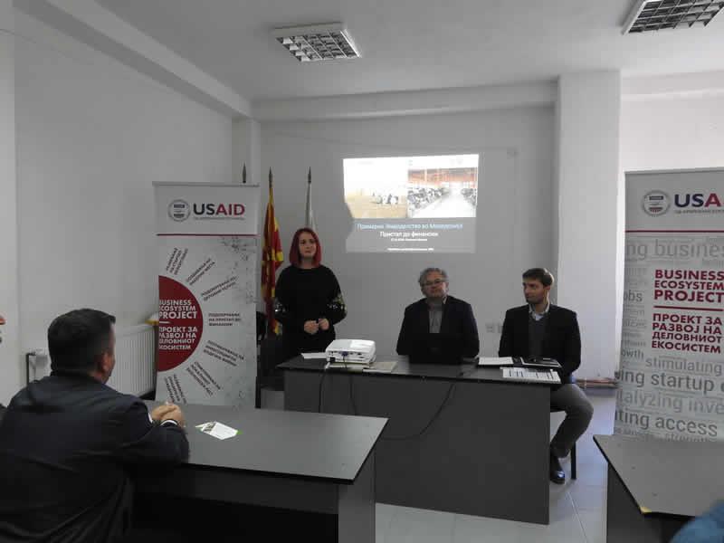 Photo of ЛАГ Агро Лидер во Могила организираше презентација на можности за финансирање на фармите