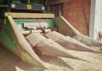 Прилагодување на адаптери за сончоглед и пченка