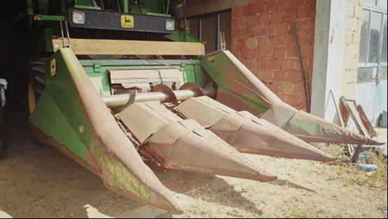 Photo of Прилагодување на адаптери за сончоглед и пченка