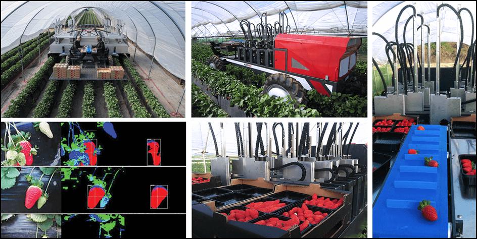 Photo of Седум иновативни машини кои ја забрзуваат бербата на овошјето и зеленчукот