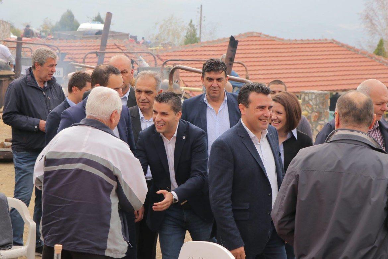Photo of Николовски: Креираме мерки за развој на лозарството, оваа година постигната повисока откупна цена за грозјето