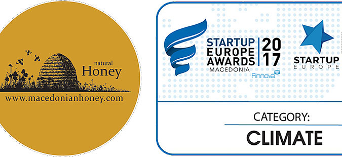 Photo of Macedonian Honey европски победник на StartUp Europe Awards за 2017