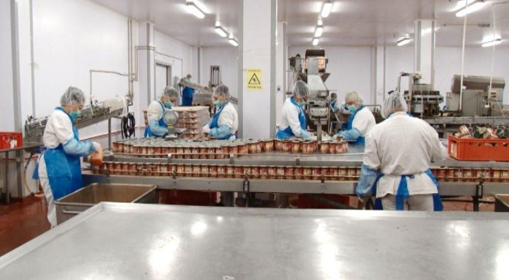 Photo of Производството во месната индустрија се зголемил за 30, а извозот за 60%