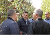 Николовски се сретна со јаболко-производителите во Преспа