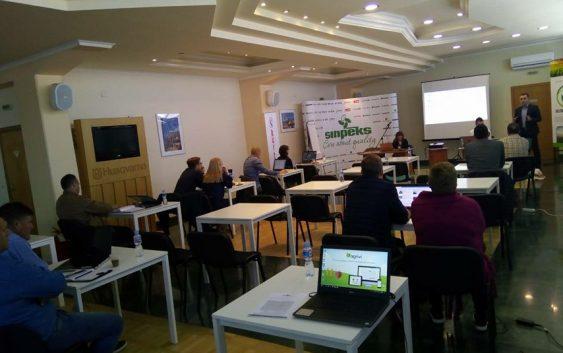 Презентација на Агриви апликација во Битола