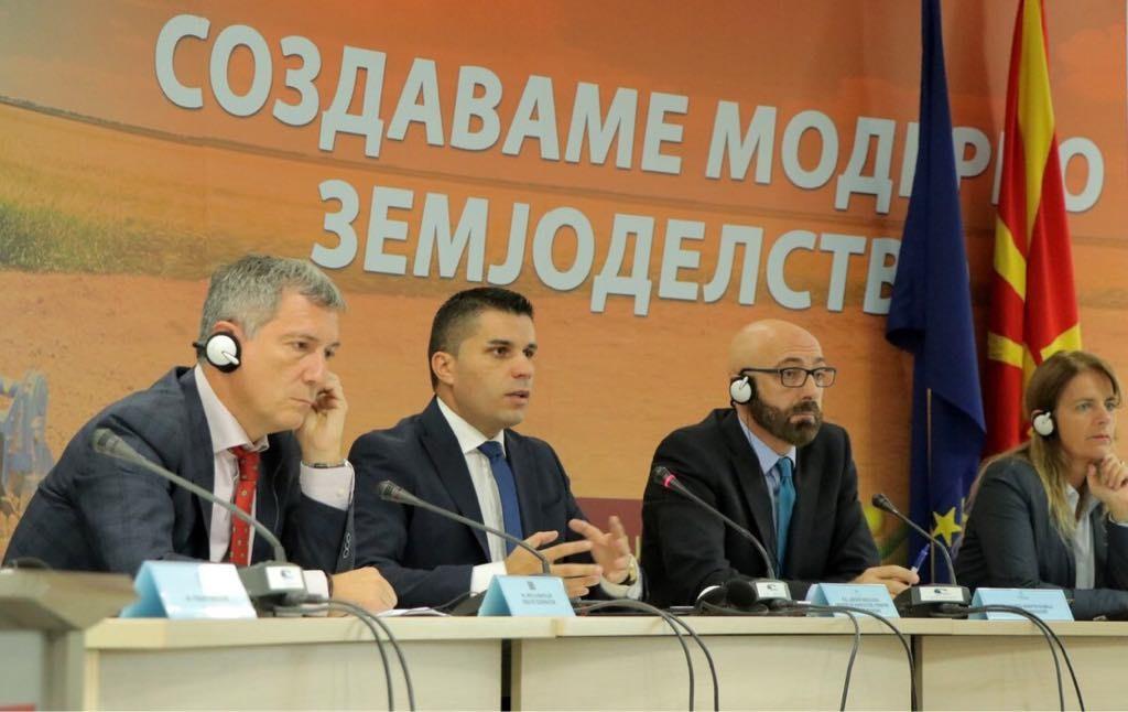 """Photo of Николовски: Проектот """"Функционална анализа на МЗШВ"""" ќе значи навремени и квалитетни услуги за земјоделците"""