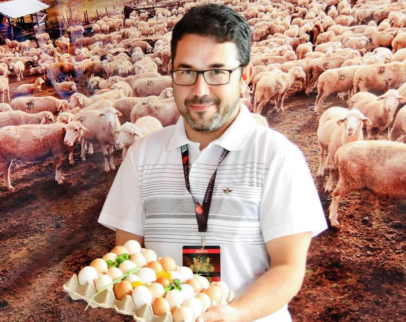 """Photo of Јајцата од """"Наша фарма"""" стасаа и до Дубаи: Жарко Василевски за успехот на семејниот бизнис"""