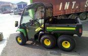 Новиот John Deere Gator TH Diesel, одличен квалитет за ниска цена