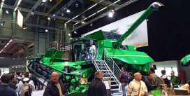 Меѓународен саем на земјоделска механизација ЕИМА 2018, Италија