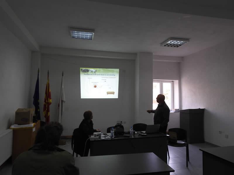 Photo of Израелски искуства за подобрување на менаџирањето во сточарството во Пелагонија
