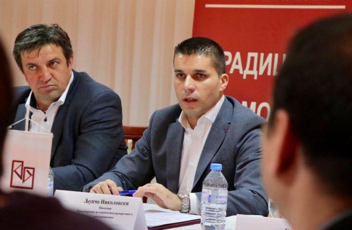 Photo of Николовски: Ја подобруваме бизнис климата во агро- секторот, 2019-та ќе биде година на економијата