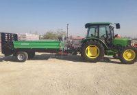 Моќниот трактор John Deere 5075 3Б стигна и на македонскиот пазар