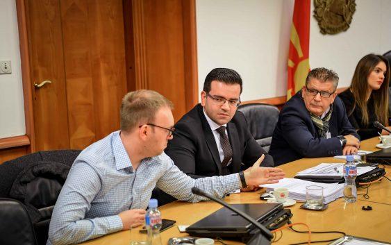 Израелска компанија заинтересирана за инвестирање во македонското земјоделство