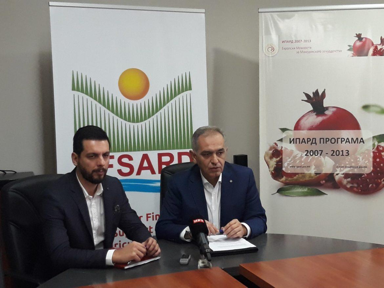 Photo of Бабовски: Поврат на парите за камати на апликантите кои реализирале ИПАРД инвестиција со кредит од домашните банки