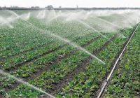 Земјоделците ќе добијат нови системи за наводнување
