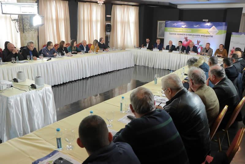 """Photo of Започна кампањата """"Европски можности за македонското земјоделство"""""""