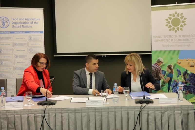 Photo of МЗШВ потпиша четири нови проекти на ФАО