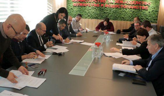 МЗШВ склучи договори за концесија на рибите за рекреативен риболов за шест акумулации